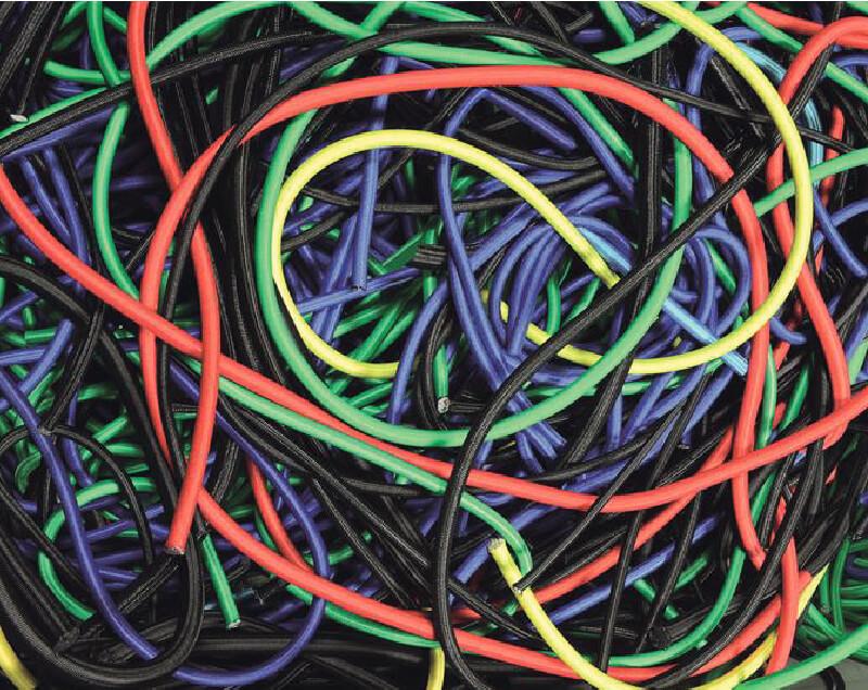 Hersteller technischer Gummikabel & elastischer Bänder für die Industrie